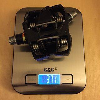 Gewicht Mavic Pedale (Klick) Crossmax XL