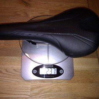 Gewicht Bontrager Sattel Evoke RL 138mm