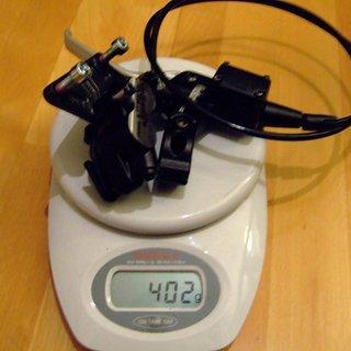 Gewicht Magura Scheibenbremse Gustav M HR