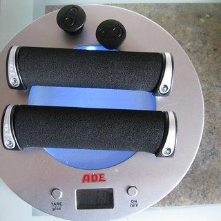 Gewicht Crank Brothers Griffe Cobalt  130mm