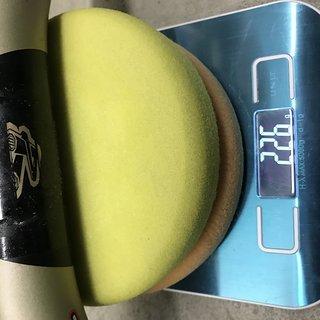 Gewicht Renthal Lenker Fatbar Carbon 35 35 x 800