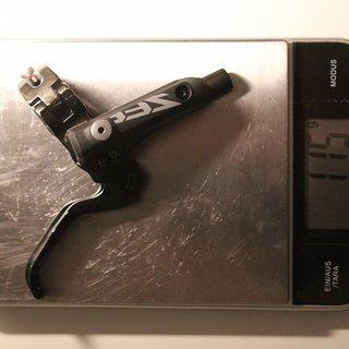 Gewicht Shimano Weiteres/Unsortiertes ZEE Bremshebel BL-M640-B