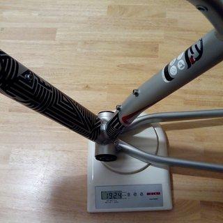 Gewicht Sunn Hardtail Prim 29er M