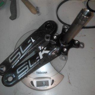 Gewicht FSA Kurbel SL- K 175mm