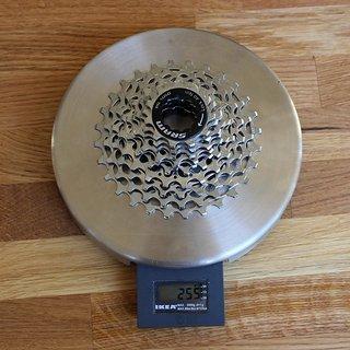 Gewicht SRAM Kassette PG-1050 10-fach, 11-28Z
