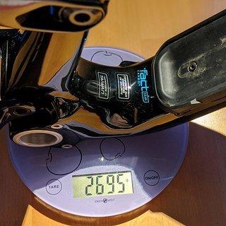 Gewicht Specialized Full-Suspension Enduro s-works 29 L