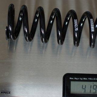 Gewicht Rock Shox Feder VIVID 350 x 2,75 350 x 2,75