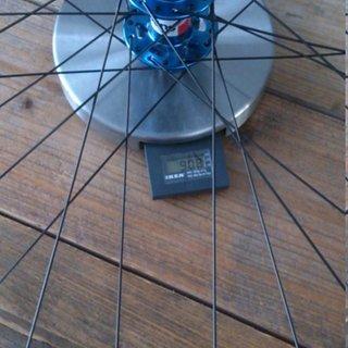 """Gewicht Superstar Components Systemlaufräder Pacenti Switch AM 26"""" 26zoll"""