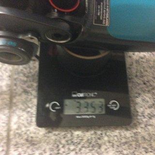 Gewicht Giant Full-Suspension Reign 27,5 2 LTD Large
