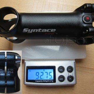 Gewicht Syntace Vorbau Force 99 (tuned) 25.4mm, 90mm, 6°