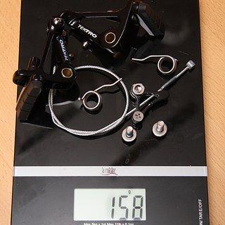 Gewicht Tektro Felgenbremse CR720