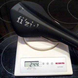 Gewicht fi'zi:k (Fizik) Sattel Antares Versus X K:IUM 274x142mm