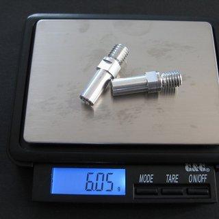 Gewicht BrakeSTUFF Weiteres/Unsortiertes Cantisockel (Al) M8