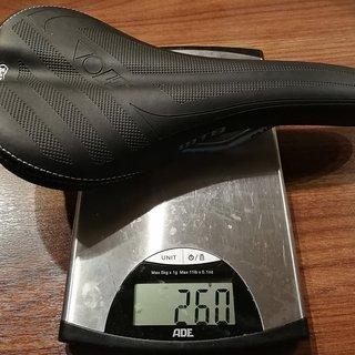 Gewicht WTB Sattel Volt Race 135mm x 265mm