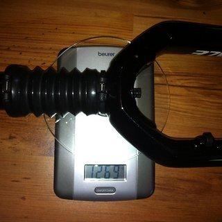 """Gewicht Cannondale Federgabel Fatty DLR OPI 26"""", 80mm, 1.5625"""""""