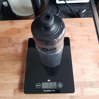 Gewicht Fidlock Flasche TWIST bottle 600 600ml