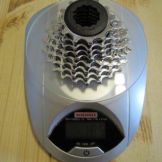 Gewicht SRAM Kassette PG-850 8-fach, 12-23Z