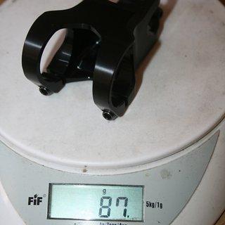 Gewicht Intend Vorbau Grace TRAIL 50mm / 31,8mm