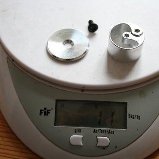 Gewicht Intend Full-Suspension Smarty 23,9-24,5