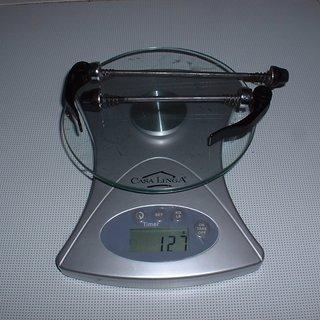Gewicht Canyon Schnellspanner Schnellspanner 100mm, 135mm