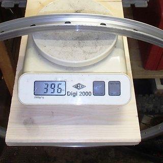 """Gewicht Alex Rims Felge HRXC 24"""" 24"""" 507x18"""