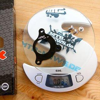 Gewicht cSixx Weiteres/Unsortiertes Adapter ISCG-05