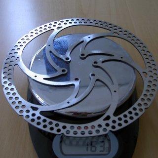 Gewicht Formula Bremsscheibe The One 203mm