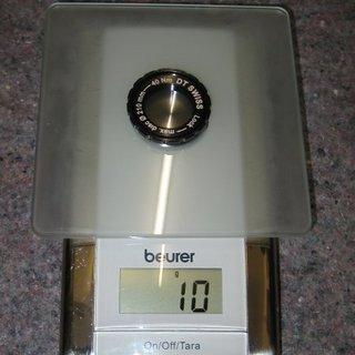 Gewicht DT Swiss Weiteres/Unsortiertes CenterLock Ring