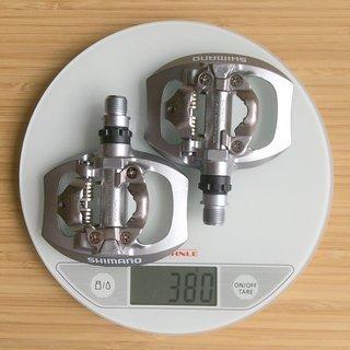Gewicht Shimano Pedale (Sonstige) PD-A530