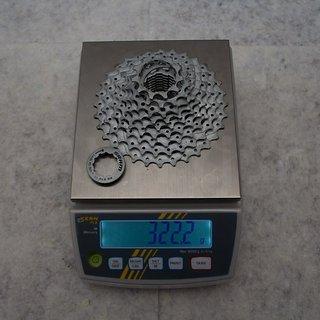 Gewicht SRAM Kassette PG-970 II 9-fach, 11-32Z