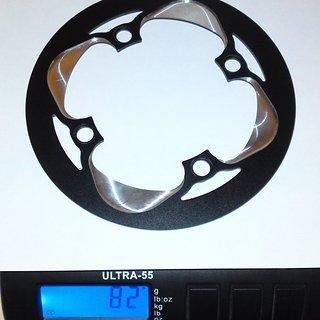Gewicht SRAM Bashguard Firex 1.1 38