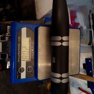 Gewicht Race Face Lenker Sixc 35 35mm Rise Bar 800mm, 35mm Klemmung, 35mm Rise