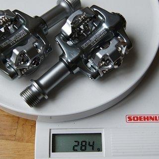 Gewicht Exustar Pedale (Klick) E-PM215