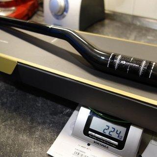Gewicht Crank Brothers Lenker Cobalt 11 31.8mm, 780mm