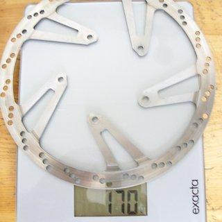 Gewicht Hope Bremsscheibe Fixed Disc Mini 205