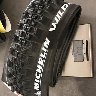 Gewicht Michelin Reifen Wild Enduro Front Magi-x2 27,5 x 2,4