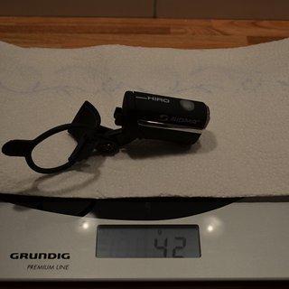 Gewicht Sigma Beleuchtung Hiro