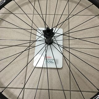 """Gewicht Acros Systemlaufräder XC Race Carbon 29 29"""", VR, 15x100mm"""