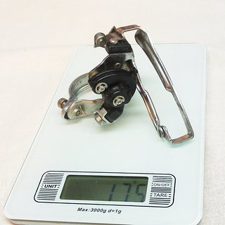 Gewicht Shimano Umwerfer FD-C050 34,9mm