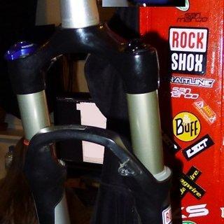 "Gewicht Rock Shox Federgabel Reba RL 29"" 100mm"