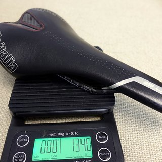 Gewicht Selle Italia Sattel SLR Kit Carbonio  S1