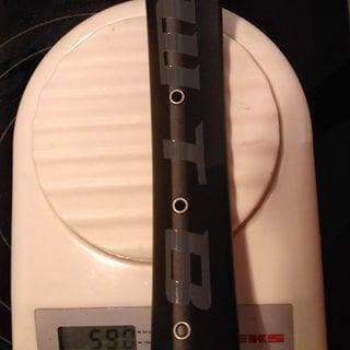 Gewicht WTB Felge Asym i35 650b
