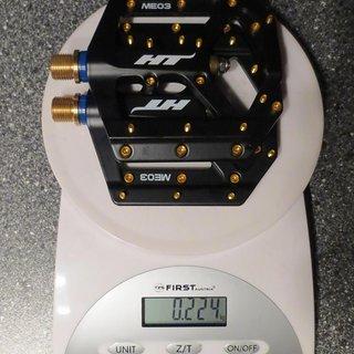 Gewicht HT Pedale (Platform) ME-03T 102x96x11mm