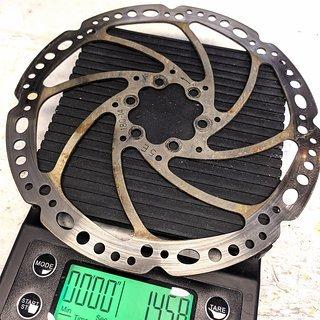 Gewicht TRP Brakes Scheibenbremse Slate Bremsscheibe 180mm