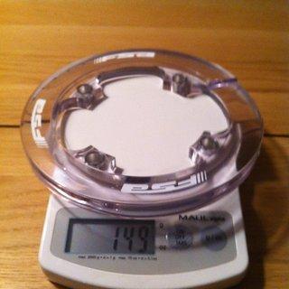 Gewicht FSA Bashguard Bashguard 36Z, 104mm