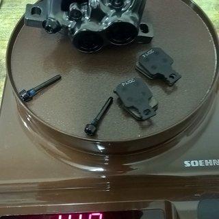 Gewicht Magura Weiteres/Unsortiertes MT7 Bremssattel PM