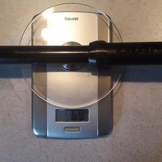 Gewicht Giant Sattelstütze höhenverstellbar Contact Switch 30,9 x 430 x 150