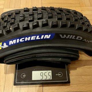 Gewicht Michelin Reifen Wild AM2 27,5 x 2.4