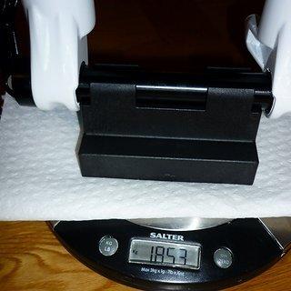 """Gewicht Rock Shox Federgabel Sektor RL Solo Air 26"""", 150mm, 1⅛''"""