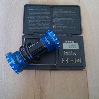 Gewicht Hope Innenlager Bottom Bracket HTII, 68/73mm, BSA